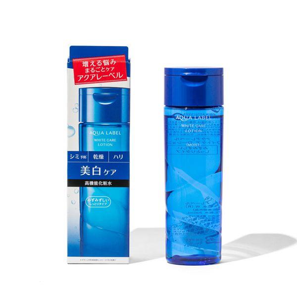 シミ予防*・乾燥・ハリ、丸ごとケアするアクアレーベルの薬用美白化粧水♡に関する画像1