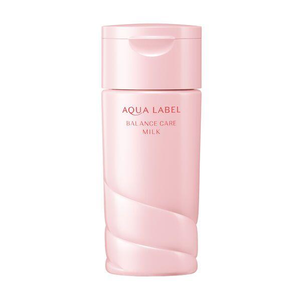 ピンクのパッケージがかわいいAQUALABEL(アクアレーベル)『バランスケア ミルク <医薬部外品>』をご紹介に関する画像4