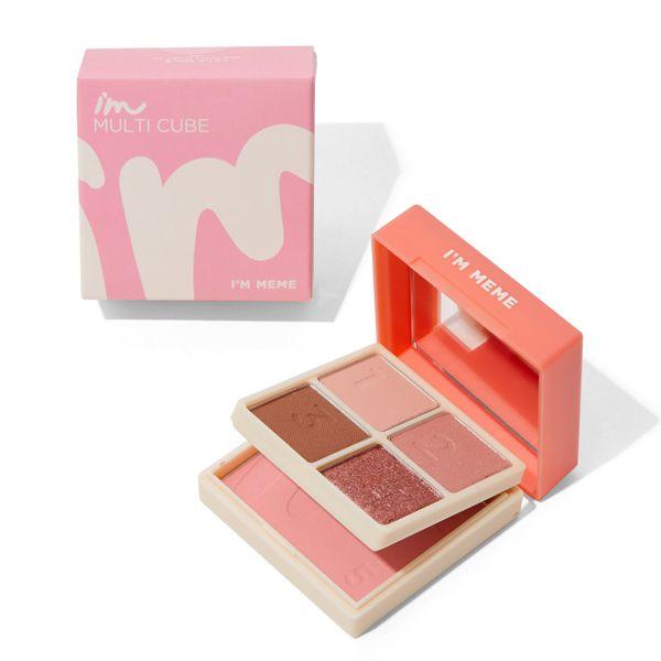 アイムミミ マルチキューブ 001オールアバウトキャンディーピンク 愛らしいピンクカラーパレットであざと可愛いフェイスに。に関する画像6