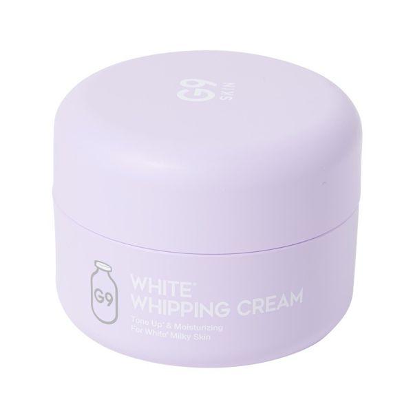 G9SKIN『ホワイトホイッピングクリーム ラベンダー』の使用感をレポ!に関する画像4