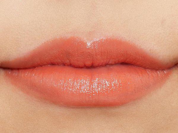大人気!ちふれ『口紅 419 オレンジ系』の使用感をレポに関する画像7