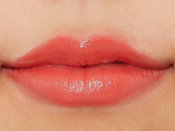 話題のちふれ『口紅 421 オレンジ系』の使用感をレポ!に関する画像7