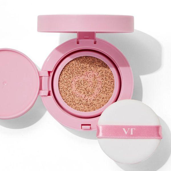 肌色にピンクベースをプラスして、キュートな印象に♡ VT cosmeticsのツートンクッションをご紹介に関する画像7