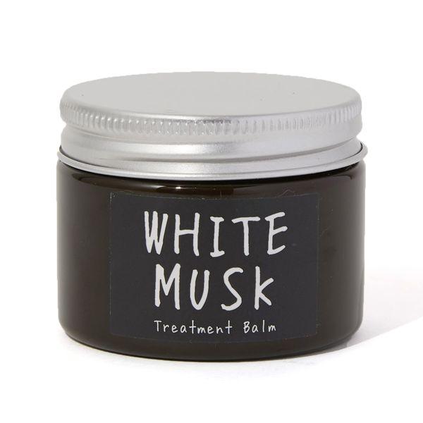 女性らしいホワイトムスクの香り!髪にも肌にも使えるマルチなトリートメントバームに関する画像1