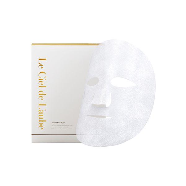 エステ仕様の化粧品を自宅でも。アクシージア『ルシエル ド ローブ オーロラ フェイス マスク』をご紹介に関する画像1