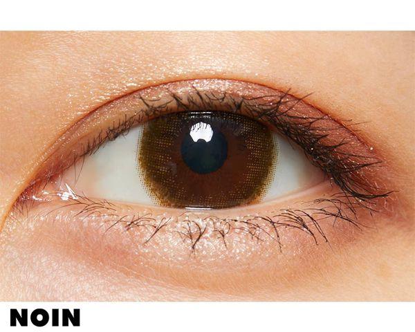 色素薄めのクールeyeになれる『ルミアモイスチャー』のレディーカーキに関する画像10