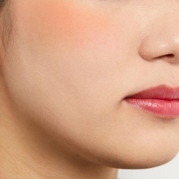 ツートンカラーのキュートなチーク♡ベビーピンク&オレンジででヘルシーな印象にしよう!に関する画像17