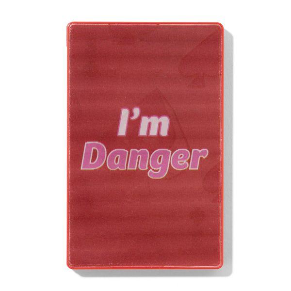 カードサイズの10色パレット I'M MEME(アイムミミ)の『アイムヒドゥンカードパレット 003 レッドカード』をご紹介に関する画像13