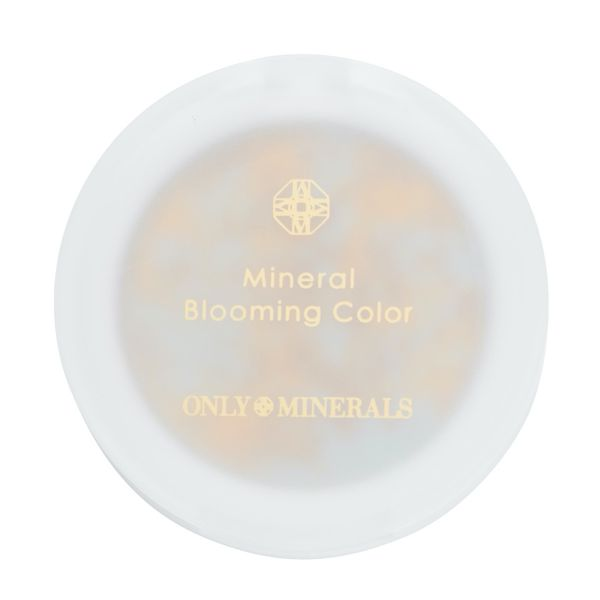 マーブルカラーがかわいいONLY MINERALS(オンリーミネラル)『ミネラルブルーミングカラー 04 パウダーローズ』をご紹介に関する画像16
