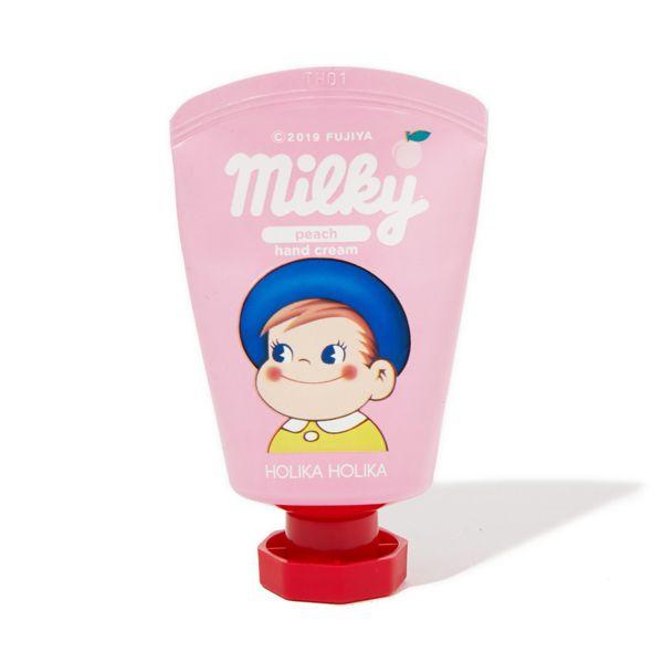 パケ買い必須!ピンクの「ペコちゃんハンドクリーム」はピーチの香りに関する画像22