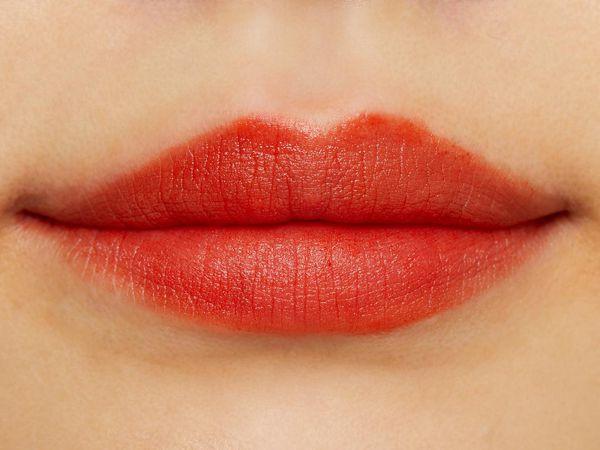 ひと塗りでぴたりと密着♡ lilybyred(リリーバイレッド)から登場した、初セミマットリップ 『#02 ハイティーンオレンジ』をご紹介に関する画像17