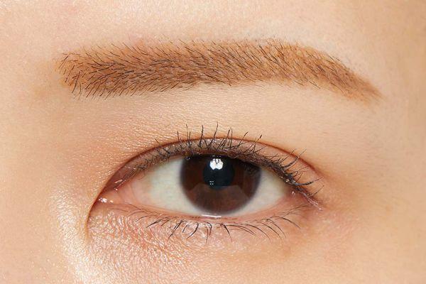 超スリムブラシで眉毛をカラーリング! スキニーメスブロウマスカラの#01 ライトブラウンをご紹介に関する画像4