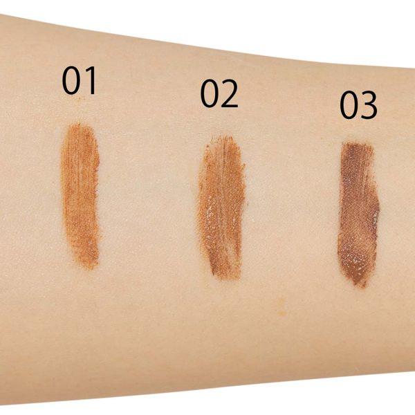 超スリムブラシで眉毛をカラーリング! スキニーメスブロウマスカラの#01 ライトブラウンをご紹介に関する画像16