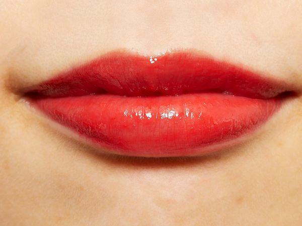 果実の潤いを唇にプラス♡ lilybyred『ブラッディライアーコーティングティント #04 シニカルなユスラウメのふり』をご紹介に関する画像10