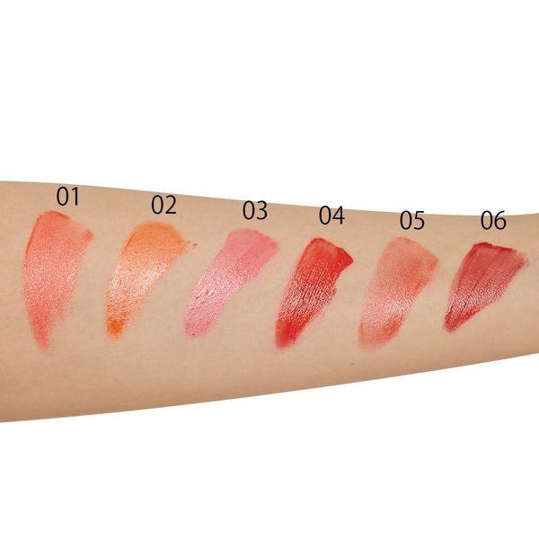 果実の潤いを唇にプラス♡ lilybyred『ブラッディライアーコーティングティント #04 シニカルなユスラウメのふり』をご紹介に関する画像19