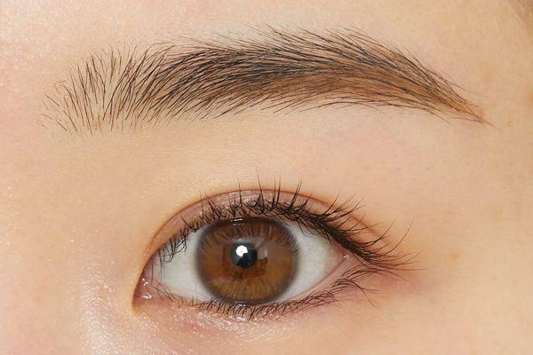 明るい髪色の方に! HEAVY ROTATION(ヘビーローテーション)『アイブロウペンシル 03 アッシュブラウン系』の使用感をレポに関する画像7