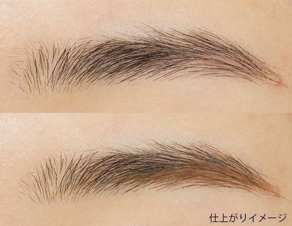 明るい髪色の方に! HEAVY ROTATION(ヘビーローテーション)『アイブロウペンシル 03 アッシュブラウン系』の使用感をレポに関する画像18