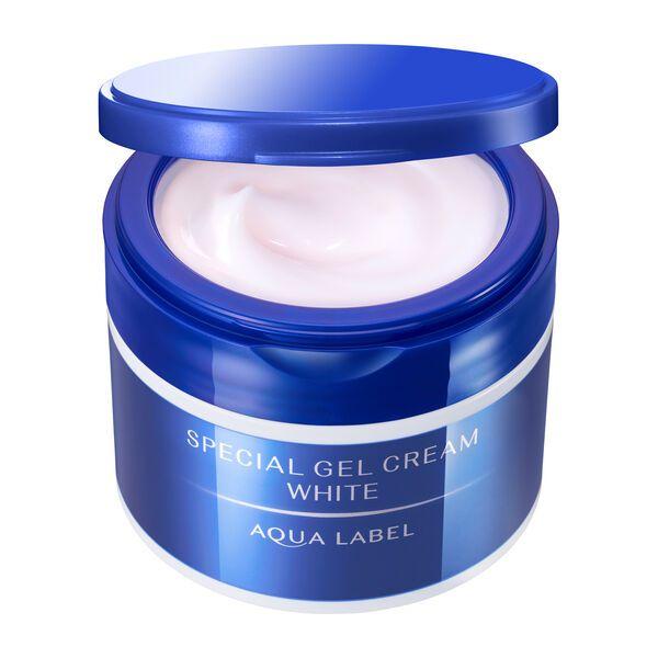 透明感にアプローチ!AQUA LABEL(アクアレーベル)『スペシャルジェルクリームA ホワイト』をご紹介に関する画像1