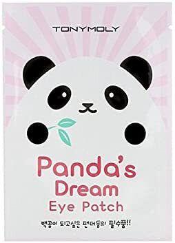 くすんだ目元をトーンアップ!* トニーモリー『パンダの夢アイパッチ』をご紹介に関する画像1