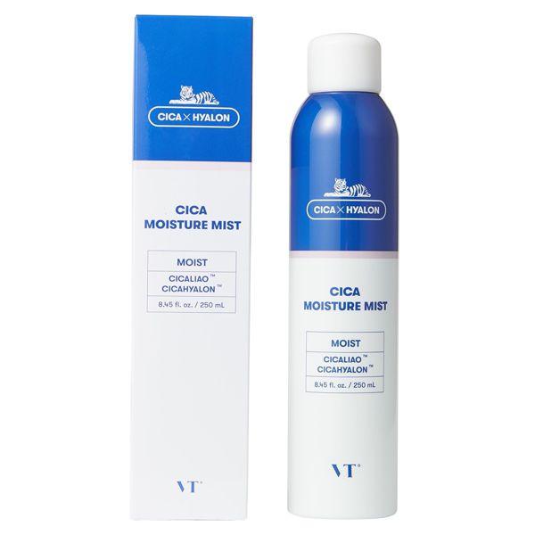 夜の疲れた肌を癒してくれる水分ミスト VT cosmetics『シカ水分ミスト』をご紹介に関する画像7