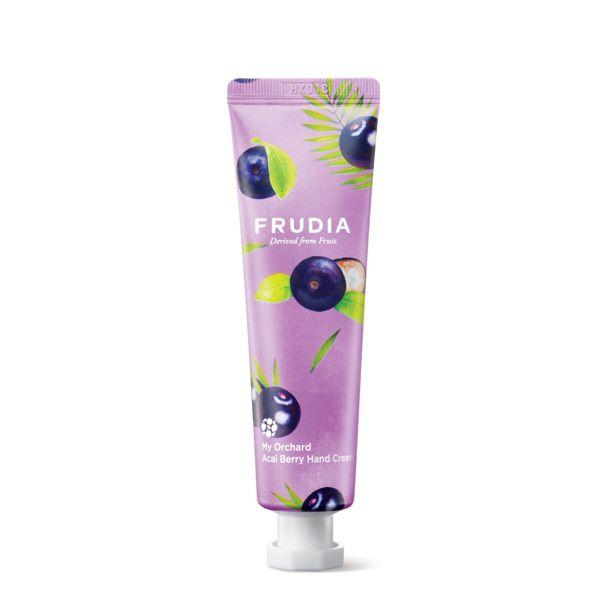 FRUDIA(フルディア)『マイオーチャードハンドクリーム アサイーベリー』をご紹介に関する画像1