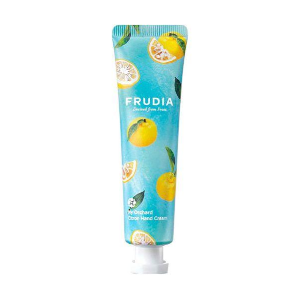 フレッシュな柚子の香りが魅力! FRUDIA(フルディア)『マイオーチャードハンドクリーム 柚子』をレポに関する画像1
