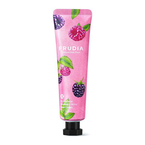 香りと保湿力の高さが魅力のFRUDIA(フルディア)『マイオーチャードハンドクリーム 木イチゴ』のご紹介に関する画像1