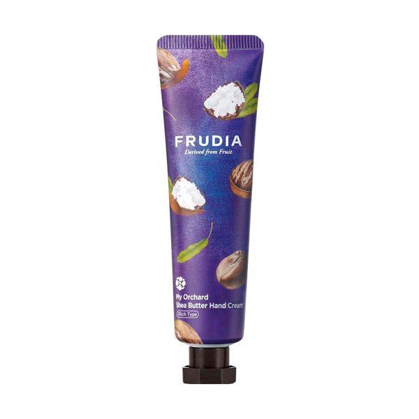 乾燥する肌にリッチなうるおいを与えてくれるFRUDIA(フルディア)『マイオーチャードハンドクリーム シアバター』をレポ!に関する画像1
