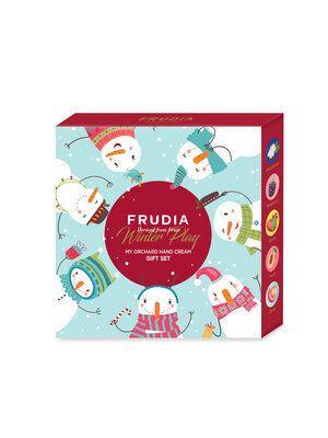 ギフトにもおすすめ!FRUDIA(フルディア)『マイオーチャードハンドクリーム ギフトセット ウィンタープレイ』の使用感をレポに関する画像4