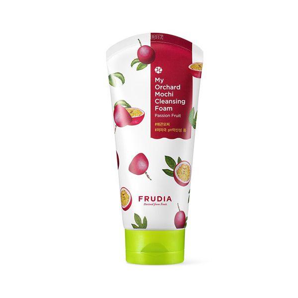 果汁の力でディープクレンジングするFRUDIA(フルディア)の『マイオーチャードクレンジングフォーム パッションフルーツ』をご紹介に関する画像1