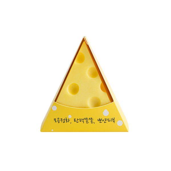 本物のチーズのような石鹸! COSFORU(コスフル) 『チーズクレンジングソープ 』をご紹介に関する画像1
