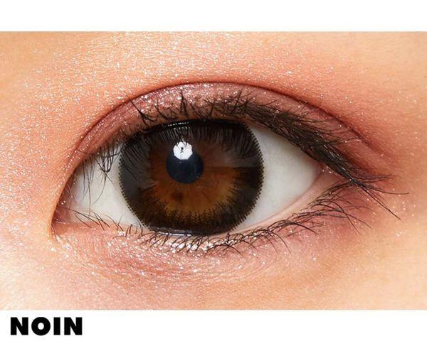 裸眼をそのまま大きくしたかのようなナチュラルカラコン、デコラティブアイズヴェールワンデーに関する画像12
