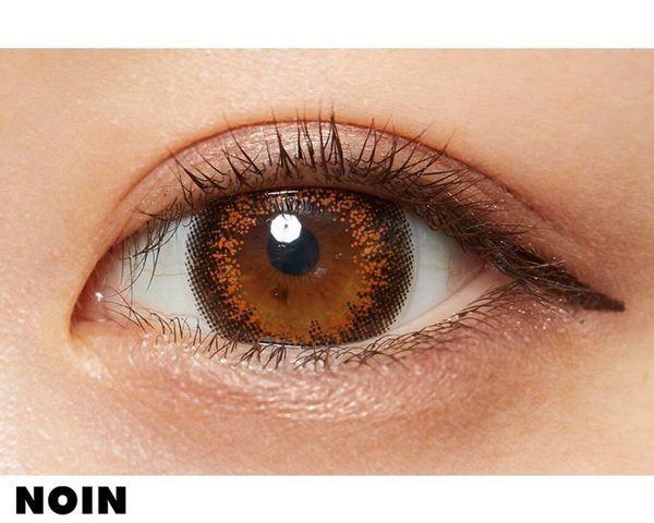 キュンと恋するブラウンカラコン♡ 3トーンでかわいいを叶える『デコラティブアイズワンデー UVモイスト』に関する画像6
