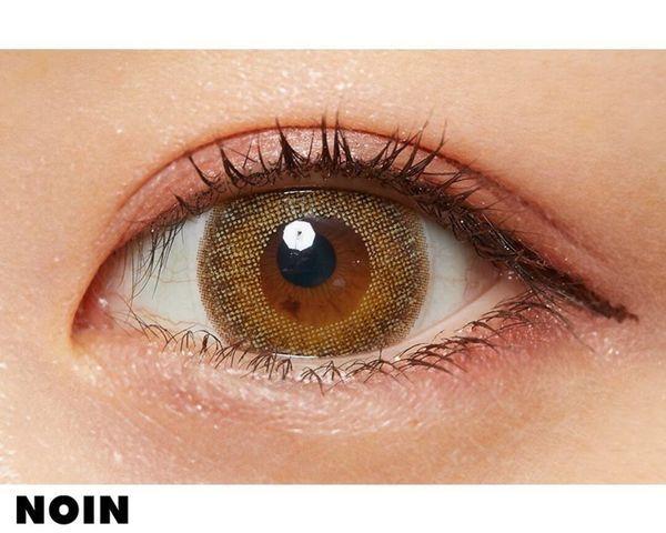 ハーフ×透明感でかわいい♡ 3トーンのこなれ感カラコン『デコラティブアイズワンデー UVモイスト ステイラッキー』をレポに関する画像6