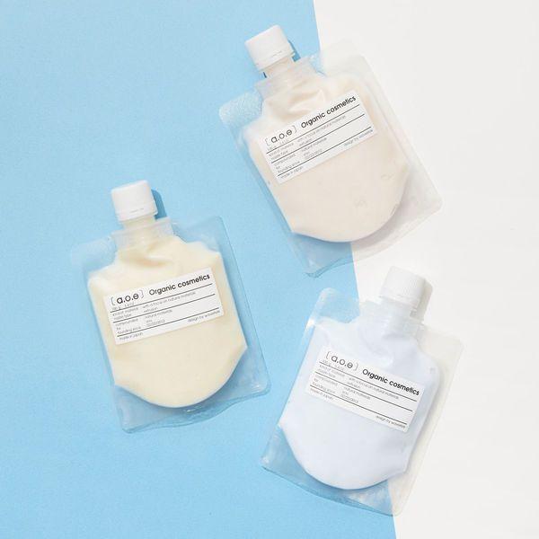 肌悩みに合わせて選ぶオーガニック泡パッククレイ洗顔料  ブーストフェイシャルウォッシュ アクネ予防、オイリー肌に関する画像1