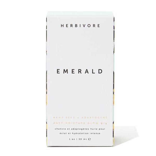 HERBIVORE BOTANICALSのエメラルド ディープモイスチャーフェイスオイルをご紹介! に関する画像1