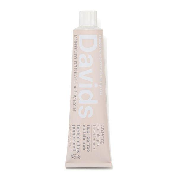 オシャレすぎる歯磨き粉♡ Davids『ホワイトニングトゥースペースト ハーバルシトラスミント』をレポに関する画像11