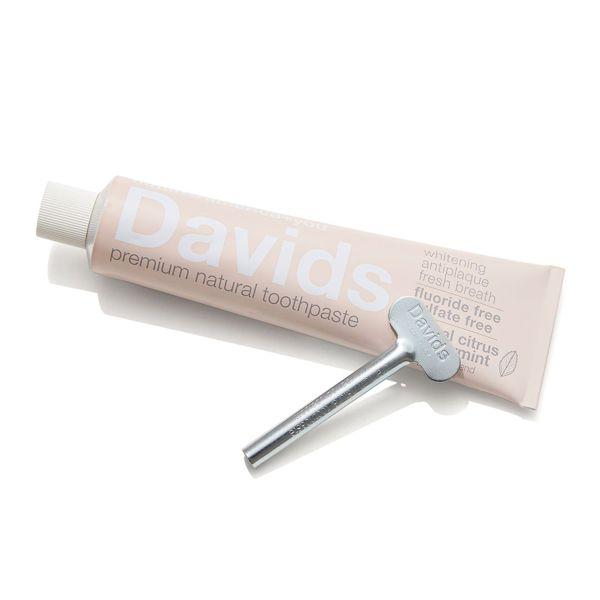 オシャレすぎる歯磨き粉♡ Davids『ホワイトニングトゥースペースト ハーバルシトラスミント』をレポに関する画像4