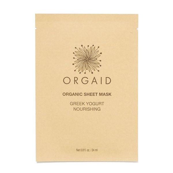 ハリのある美しい肌へ! ORGAIDのオーガニックシートマスクで栄養の行き届いた素肌に! に関する画像1