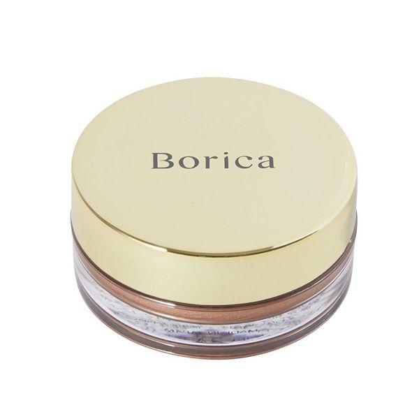 Borica(ボリカ)『美容液ケアアイシャドウ 03 シルキーブラウン』の使用感をレポ!に関する画像4