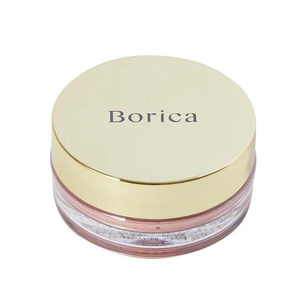 Borica(ボリカ)『美容液ケアアイシャドウ 02 シルキーピンク』の使用感をレポ!に関する画像4