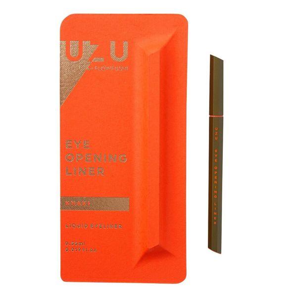 定番カラーから珍しいカラーまで揃ってる UZU BY FLOWFUSHI(ウズバイフローフシ)『アイオープニングライナー カーキ』の使用感レポ!に関する画像4
