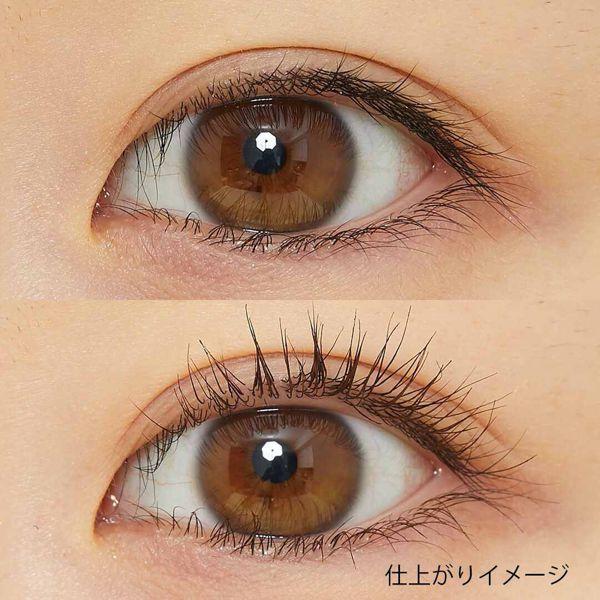 大人気UZU BY FLOWFUSHI(ウズ バイ フローフシ)の『モテマスカラ ブラウン』の使用感をレポ!に関する画像8