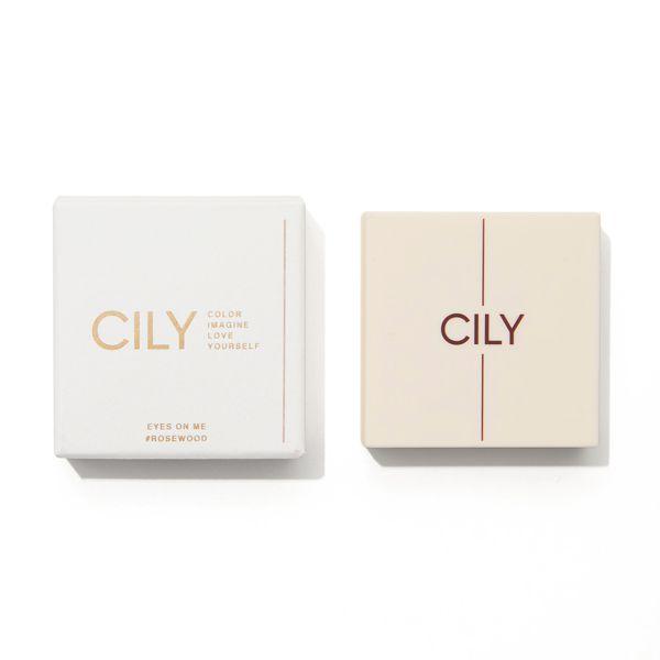 シルキー質感で洗練された目元に♡ CILY(シリー)の『アイズオンミー』をご紹介!に関する画像4