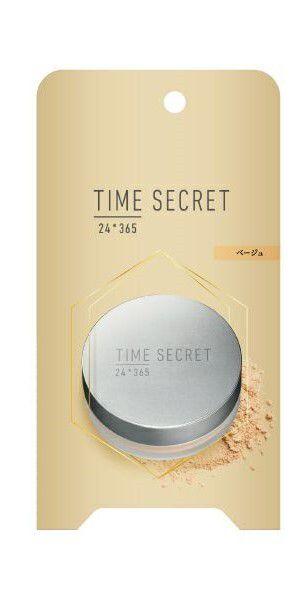 メイクしてたての肌が続く!TIME SECRET(タイムシークレット)『ミネラルフィニッシュパウダー ベージュ』の使用感をレポに関する画像1