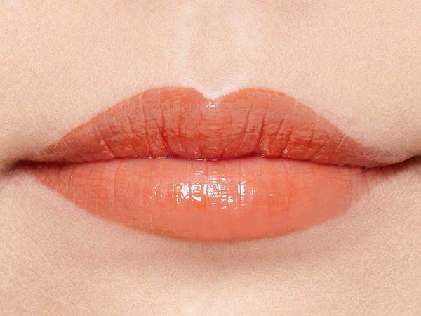 """SNSで話題の""""キス顔リップ""""♡ プランプピンクのコーラルオレンジをご紹介に関する画像23"""