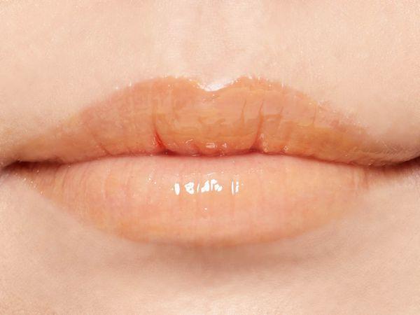 """SNSで話題の""""キス顔リップ""""♡ プランプピンクのコーラルオレンジをご紹介に関する画像38"""