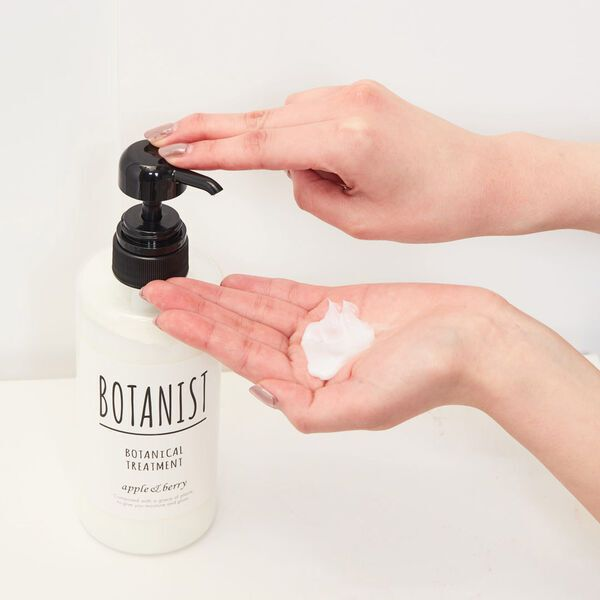 パサつきやすい髪質の方に! BOTANIST(ボタニスト)『ボタニカルトリートメント モイスト』の使用感をレポに関する画像4