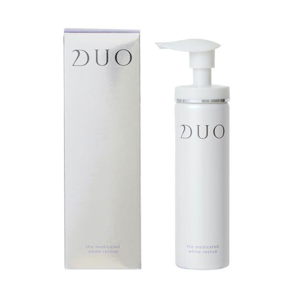 DUO(デュオ)『ザ 薬用ホワイトレスキュー』の使用感をレポ!に関する画像4