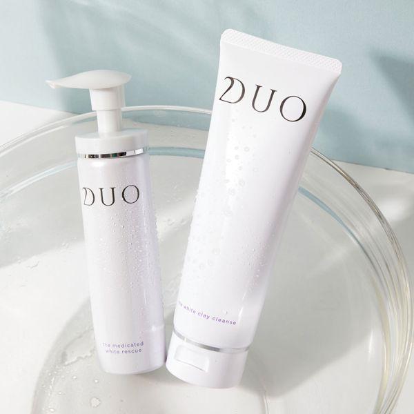 DUO(デュオ)『ザ 薬用ホワイトレスキュー』の使用感をレポ!に関する画像1